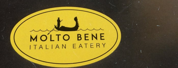 Molto Bene Italian Eatery is one of Cleveland To Do.