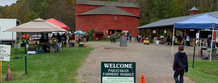 Pakatakan Farmers Market is one of Hudson Valley.