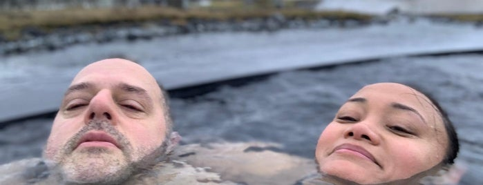 Krauma is one of ICELAND.