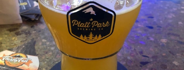Platt Park Brewing Co is one of Denver, CO 🌤 🏞🍺.