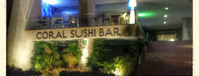 Coral - A Sushi Concept is one of Best Japanese Restaurants in Portugal.
