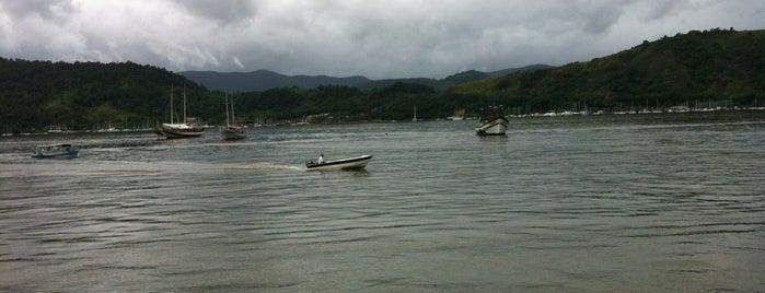 Orla Maritima de Paraty is one of Tempat yang Disukai Cris.