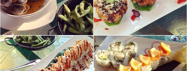 Red King Crab Seafood & Sushi Bar is one of 100 Places To Eat & Drink in Belltown (Seattle).