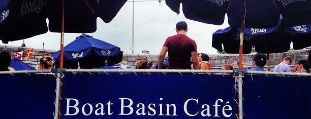 Boat Basin Cafe is one of DRINK.