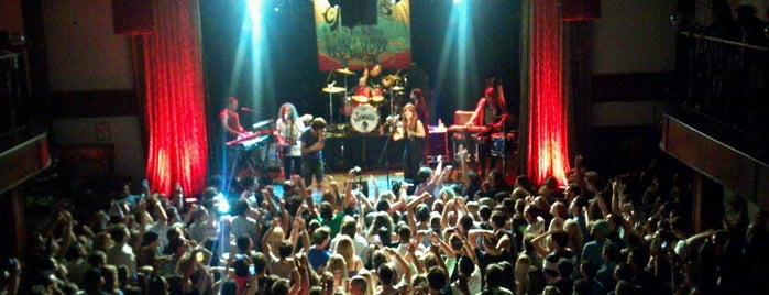 Bowery Ballroom is one of The Best Concert Venues in New York.