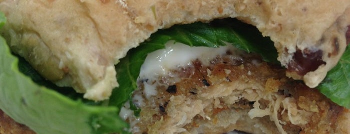 VeganBurg is one of Vegetarian / SG.
