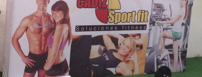 Cádiz Sport Fit is one of CDMX deporte.