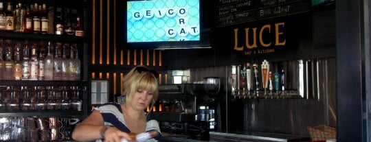 Luce Bar & Kitchen is one of Foodie Fun in San Diego.