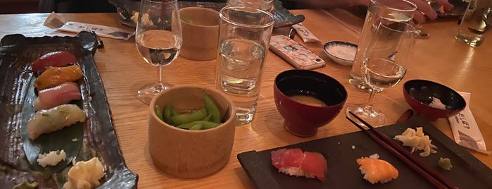 Sushinao is one of West Village / Chelsea / Union Square.