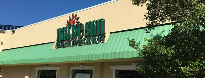 Native Sun Natural Foods Market is one of Leggo!.