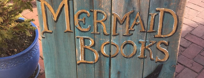 Mermaid Bookstore is one of Virginia.