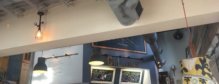 Culture Cafe is one of Posti che sono piaciuti a Mark.