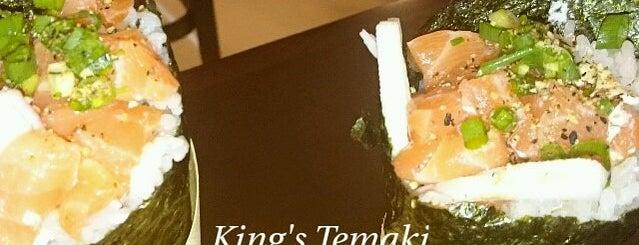 King's Temaki is one of Gespeicherte Orte von Camila.