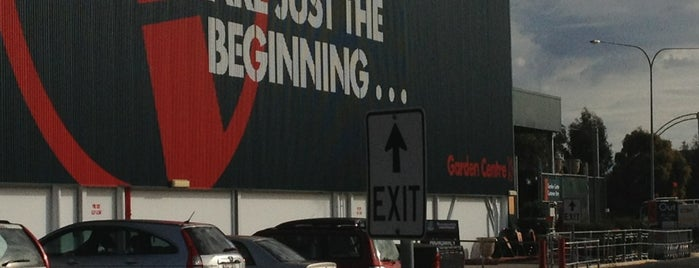 Bunnings is one of Adelaide.