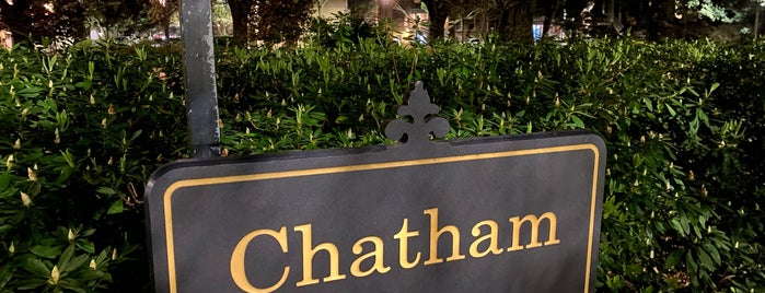Chatham Square is one of U.S. Road Trip.