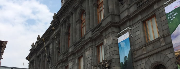 Museo Nacional de Arte (MUNAL) is one of CDMX_París_Eli&Gina_II.