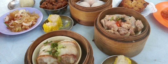 Restaurant Ful Lai Dim Sum (富淶飽餃點心茶樓) is one of Food I like….