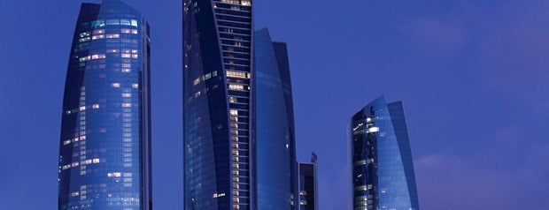 Jumeirah at Etihad Towers is one of Alanさんのお気に入りスポット.