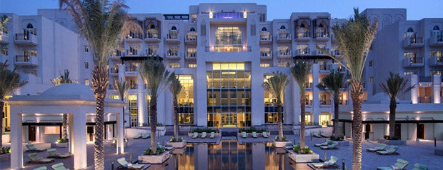 Anantara Eastern Mangroves Hotel & Spa is one of ME/UAE- To Do.