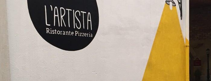 L'Artista is one of Mechelen.