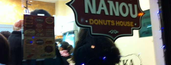 Nanou Donuts House is one of Fun.