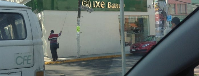 IXE Banco is one of Promociones.