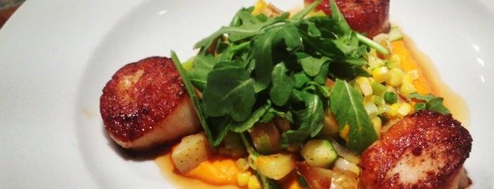 Coquette Brasserie is one of Jason : понравившиеся места.