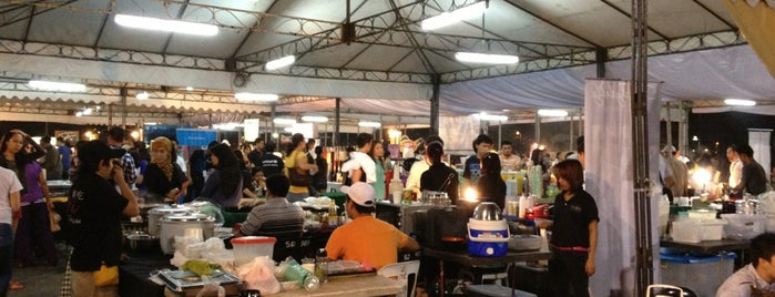Mercato Centrale is one of When at The Fort.