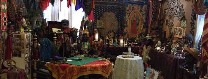 Voodoo Spiritual Center is one of New Orleans.