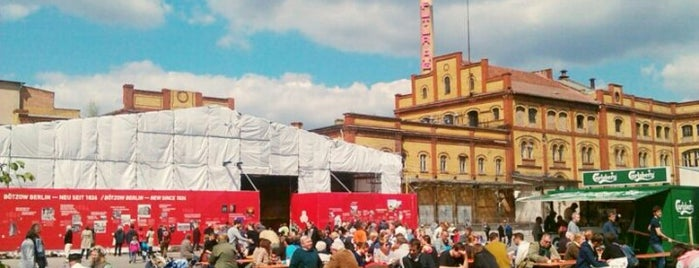 Bötzow Brauerei is one of Berlin Best: Sights.