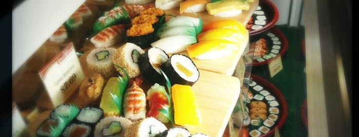 Sushi Man is one of The Sushi Restaurant in Hawaii.