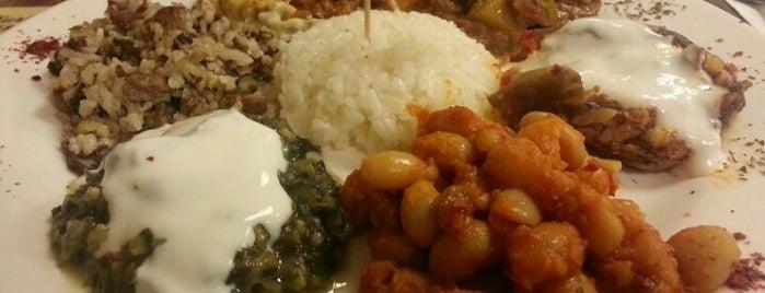 Güler Osmanlı Mutfağı is one of Sıra dışı yeme içme mekânları.