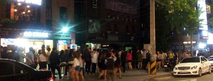 Club NB2 is one of корея ночная жизнь.