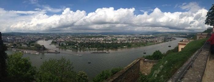 Koblenz is one of sonstwo unterwegs.