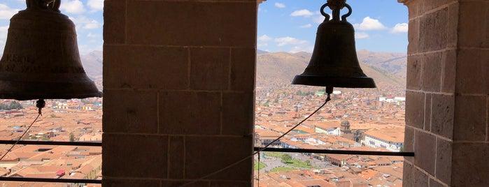 Iglesia de San Cristobal is one of Cusco (PER).
