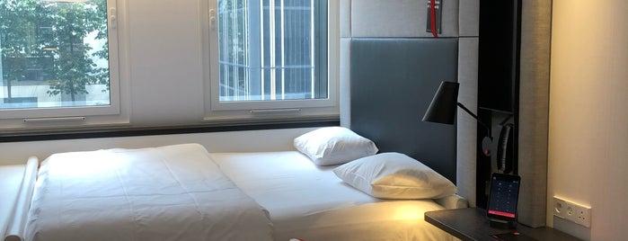 Hôtel citizenM Paris Gare de Lyon is one of สถานที่ที่ Jarrod ถูกใจ.