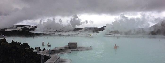 Bláa lónið (Blue Lagoon) is one of Нужно посетить!.
