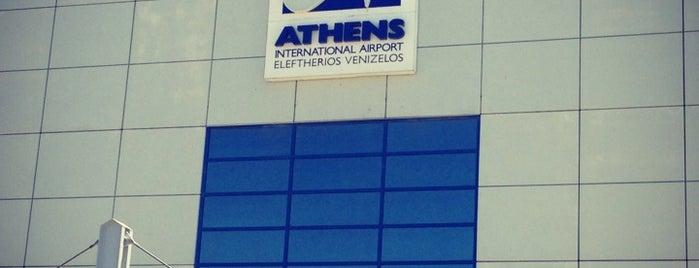 Афинский международный аэропорт Элефтериос Венизелос (ATH) is one of myAirhavens.