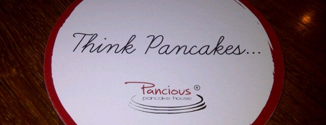 Pancious is one of List Kuliner Jakarta.