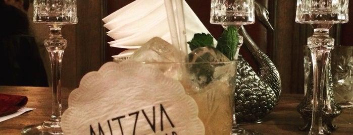 Mitzva Bar is one of Tempat yang Disukai Oreeex.