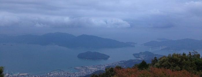 野呂山 かぶと岩 is one of Orte, die ZN gefallen.