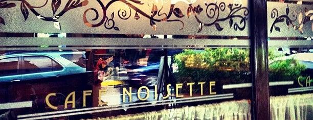 Café Noisette is one of Caracas 2.0.