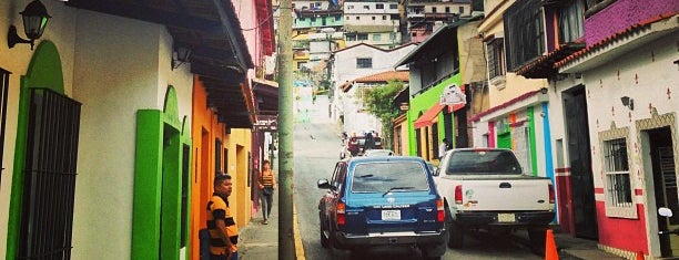Best places in Caracas, Venezuela