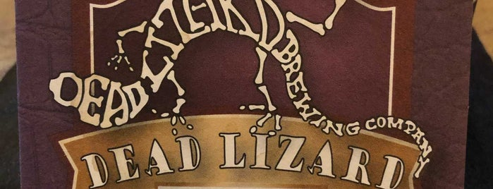 Dead Lizard Brewing Company is one of Heatherさんのお気に入りスポット.