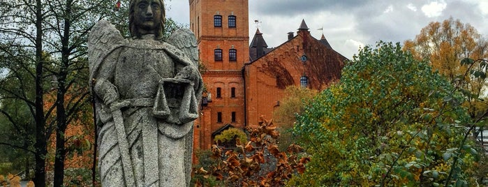 Замок Радомиcль / Radomysl Castle is one of Illia'nın Beğendiği Mekanlar.