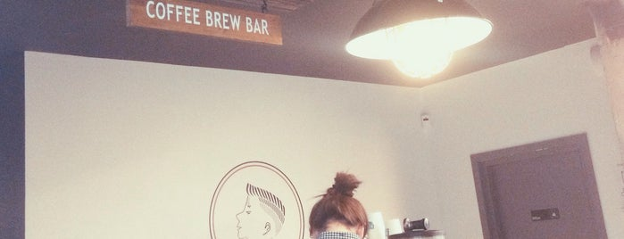 West 4. Coffee Brew Bar is one of Moscow.