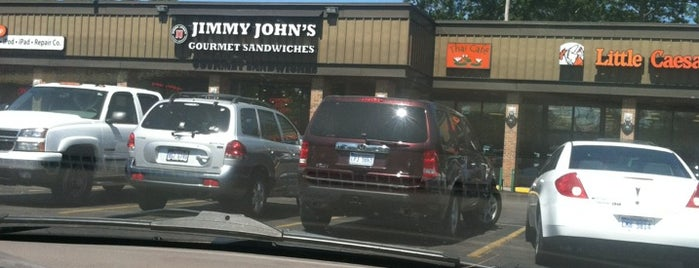 Jimmy John's is one of Food.
