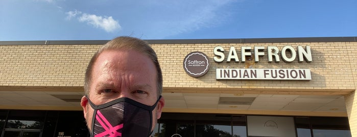 Saffron Indian & Nepalese Cuisine is one of Austin 3:16.