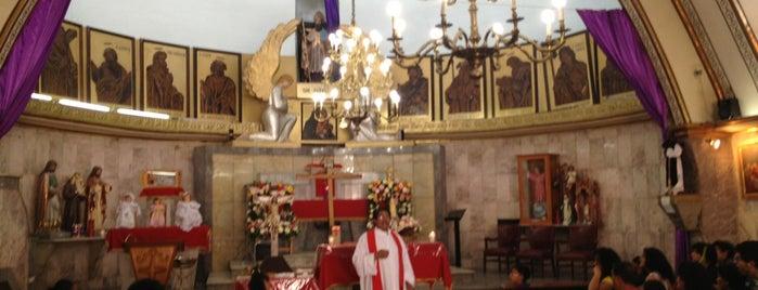 iglesia San Agustin is one of สถานที่ที่ HOLYBBYA ถูกใจ.