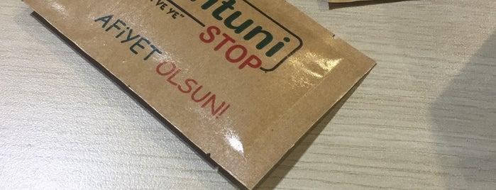 Tantuni Stop is one of Tempat yang Disukai Kemal.